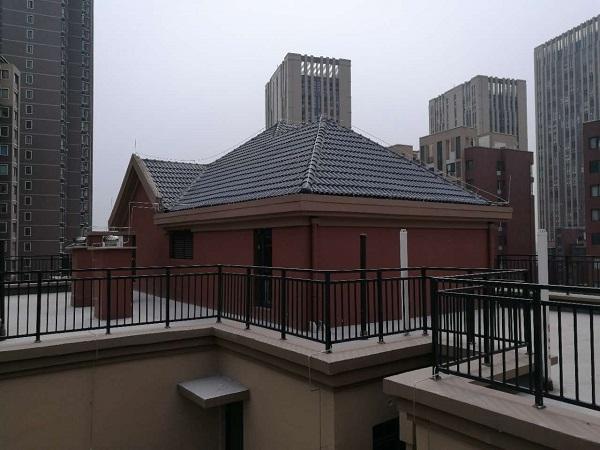 建筑物防雷分类
