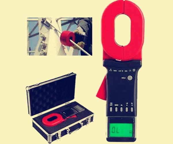 防雷检测设备:钳式回路电阻测试仪